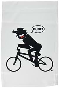 MARK Grace screamnjimmy BMX–BMX Dude 1–旗帜 12 x 18 inch Garden Flag