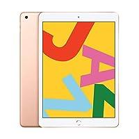 Apple iPad (10.2インチ, Wi-Fi, 32GB) - ゴールド (最新モデル)