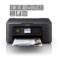 Expression Home XP-4100 Print/Scan/Copy Wi-Fi Printer, Black