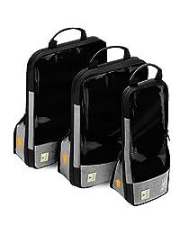 VASCO 旅行压缩收纳包 - 高级3件套行李整理包