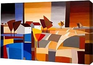 """PrintArt 画廊装裱艺术微喷画布艺术印刷品 20"""" x 13"""" GW-POD-40-GA01_00123-20x13"""