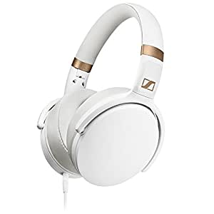 Sennheiser 森海塞尔 HD4.30G White 线控可折叠封闭式 线控可通话耳机 白色