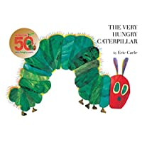 Library Book: The Very Hungry Caterpillar (Board Book)