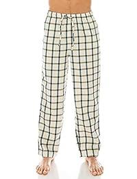 TINFL 13-18 岁男孩 * 棉格子休闲裤带口袋
