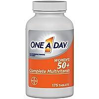 One A Day 50+女性多种复合维生素 175片