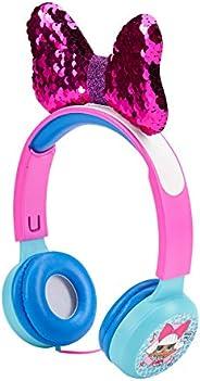 Barbie 兒童*耳機 HP2-13059 采用音量限制技術,*聆聽體驗HP2-13136DIV Lol 驚喜 標準