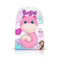 Pomsies 粉色毛绒互动玩具,粉色/白色,均码