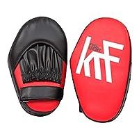KRF Feel The Enemy Makiwara 手臂外套,中性成人,红色/黑色,31 x 18 x 7 厘米