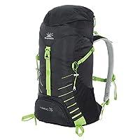 Bigpack派格 35L徒步双肩包 男女通用 户外背包登山包防雨罩 轻便400281