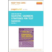Saunders Strategies for Test Success - Pageburst E-Book on Kno (Retail Access Card): Passing Nursing School and the NCLEX Exam, 2e