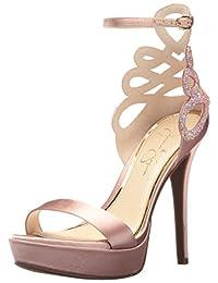 Jessica Simpson 女士 BAYVINN 高跟凉鞋