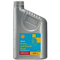 Shell壳牌刹车油 DOT 3 1L装 (部分地区已开通线下安装及保养服务!仅限亚马逊自营商品)