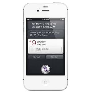 Apple iPhone 4S 3G智能手机(白色 16G 电信版)