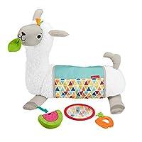 Fisher-Price 费雪 GLK39 – 4合1羊驼游戏枕头