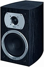 HECO Victa Prime 202 家庭影院系统/立体声书架音箱 2声道,1对儿装,黑色