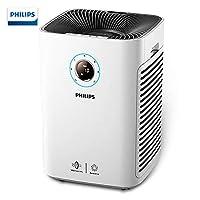 飞利浦 (PHILIPS) 空气净化器 智能家用卧室除雾霾甲醛PM2.5 气体感测模式AC5656白色-600立方米/h