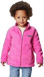 Columbia 女婴 Sportswear Benton Springs 抓绒外套
