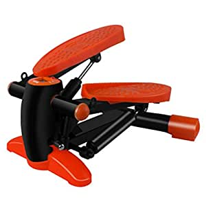 液压踏步机左右摇摆式方管踏步机家用健身器材红黑