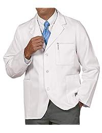 Medgear Lab Coat 对开式 黑色