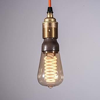 HFS Specialities 低能螺旋式灯泡,暖白色,E27,7 瓦