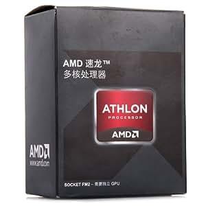 AMD Athlon 速龙 X4 760K 四核 3.8GHz/4MB 32nm FM2 100W 盒装