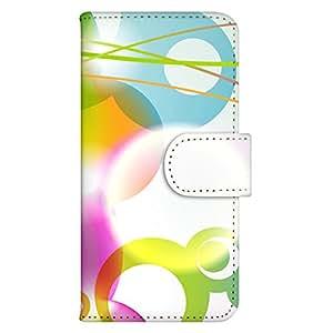 智能手机壳 手册式 对应全部机型 印刷手册 wn-428top 套 手册 图形艺术 UV印刷 壳WN-PR061422-MX AQUOS Xx2 502SH B款