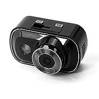 Pyle PDVRCAM50W - 全高清 1080p 仪表板摄像头 + 运动动作相机 - 适用于 FPV 无人机飞行并内置 WIFI 的 AV 输出