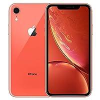 【2018新款】Apple 苹果 iPhone XR 128G 珊瑚色 6.1英寸 移动联通电信4G手机 双卡双待 套装版【含chirslain清洁套装+钢化膜】