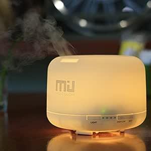 MIU COLOR 米悠本色 大容量超声波香薰加湿器 500ml