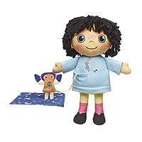 Playskool Moon and Me Goodnight Pepi Nana 34厘米会说话的毛绒玩具玩偶,适合18个月以上儿童