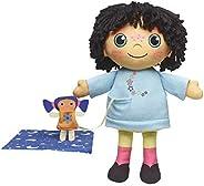 Playskool Moon and Me Goodnight Pepi Nana 34厘米會說話的毛絨玩具玩偶,適合18個月以上兒童
