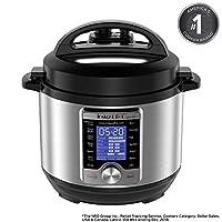 Instant Pot Ultra 3 夸脫/約2.838升 10合1多用途可編程高壓鍋,慢燉鍋,電飯煲,酸奶機,蛋糕制造機,煮蛋器,炒鍋,蒸鍋,加熱和消毒