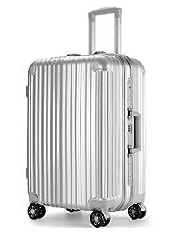 JamayZeyliner 佳美吉利亚 金属铝框出国旅行箱拉杆箱登机箱托运箱万向轮