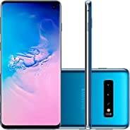 "Samsung Galaxy S10 128GB+8GB RAM SM-G973F/DS Dual Sim 6.1"" LTE Factory Unlocked Smartphone (International"
