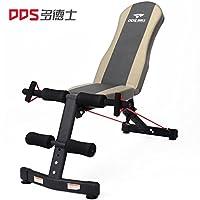 DDS 多德士 哑铃凳 仰卧板仰卧起坐健腹肌板 健身器材家用多功能折叠小飞鸟卧推健身椅 XF002