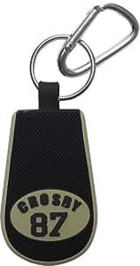 游戏服 4421401322 Sennney Crosby 球队颜色 NHL 冰球钥匙扣