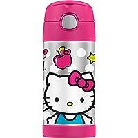 Thermos 膳魔师 Funtainer 保温杯 12盎司(约340ml) Hello Kitty款(颜色随机)