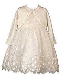 Heritage Tatum - 复古白色连衣裙和开衫 古典白色 6-12 mths