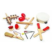 Tidlo 玩具乐器套装 (14 件装)