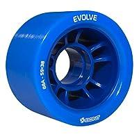 Bont Skates | Evolve Roller 德比滑轮 | 室内四轮滑 | 4 件套