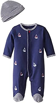 Little Me Little Me Baby-Boys' Sailboats Bodysuit and