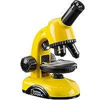 National Geographic 国家地理显微镜 40x-800x 带智能手机相机支架和附件,方便入门显微镜