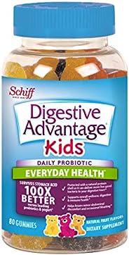 Digestive Advantage 兒童益生菌軟糖,膳食補充劑-80粒
