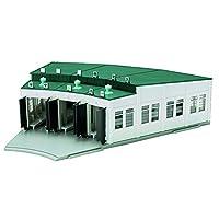 TOMIX N轨距 扇形机构库 4053 铁道模型用品