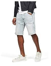 G-STAR RAW 男士 5621 3D 直筒短裤