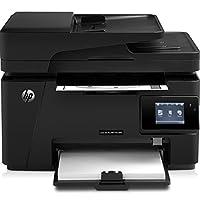 HP/惠普/M128fw黑白激光多功能一体机无线打印复印扫描传真(亚马逊自营商品,由供应商配送)