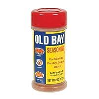 Old Bay 原装调味剂 - 62盎司