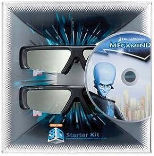 Samsung SSG-P3100M Megamind 3D 入门套件 - 黑色(兼容 2011 3D 电视)