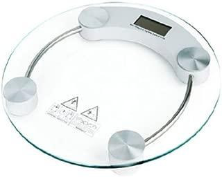 红兔子  电子秤  体重秤 圆形33cm人体健康秤