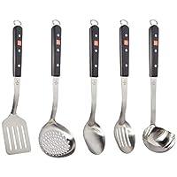 Wusthof 不銹鋼 5 件套廚房工具套裝